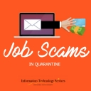 Job Scams in Quarantine