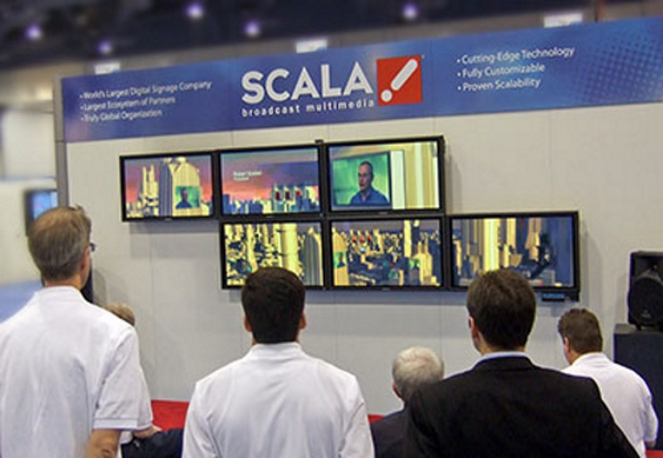Scala Digital Signage