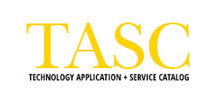 TASC - Technology Application - Service Catalog